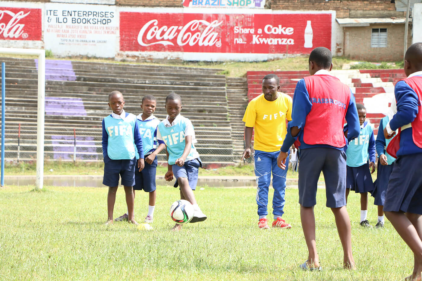 Technical elements for Grassroots education – TFF