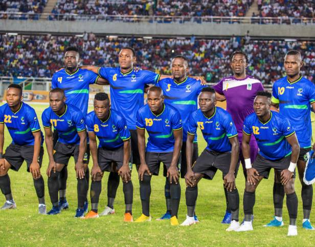 Image result for Images of Taifa Stars